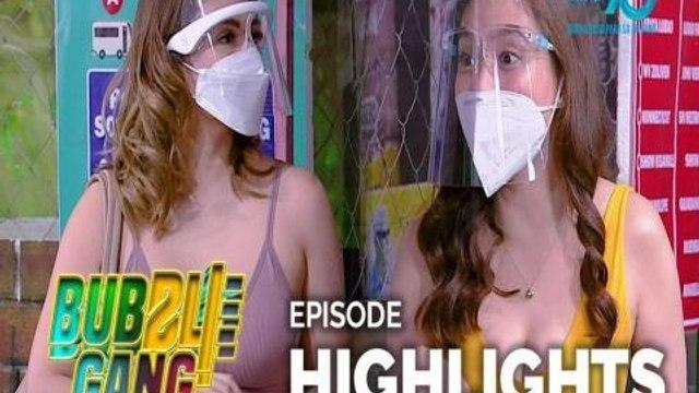 Bubble Gang: Mapanlinlang na face mask at face shield   YouLOL