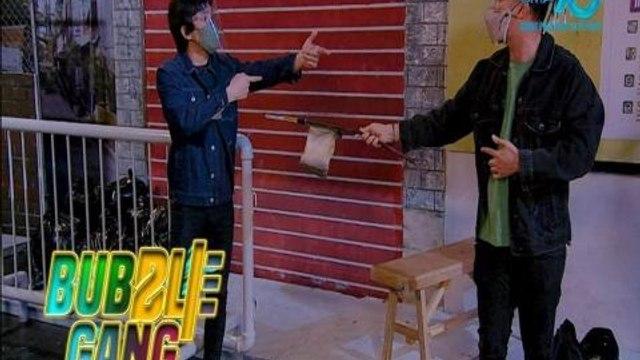 Bubble Gang: Enhanced Criminal Quarantine (ECQ)   YouLOL