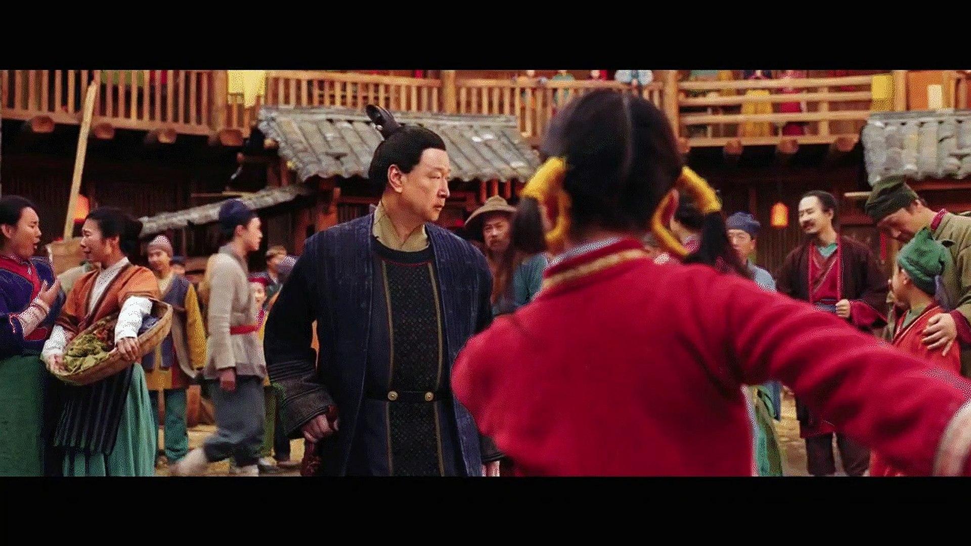 Alur Cerita Film Mulan 2020 Sub Indo Video Dailymotion