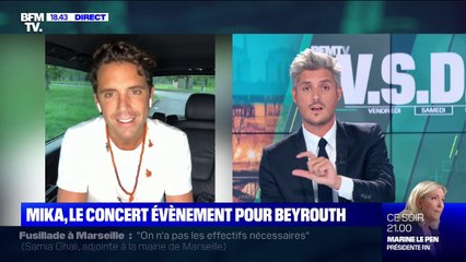 """""""I Love Beirut"""": Mika s'engage pour le Liban en organisant un grand concert caritatif"""