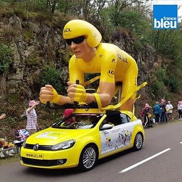 La 20e étape du Tour de France 2020 en 1'20
