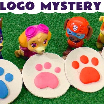 Paw Patrol Mighty Pups Super Charged Logo Mystery with Funny Funlings and Disney Cars McQueen in this Family Friendly Full Episode English Toy Story for Kids