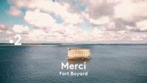 Fort Boyard 2020 - Remerciements (19/09/2020)