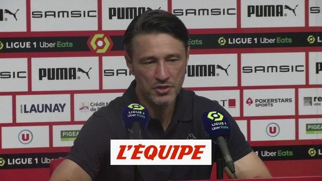 Kovac : «Je suis déçu» - Foot - L1 - Monaco