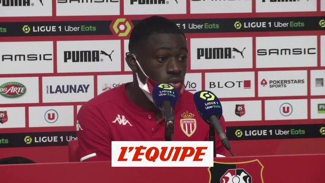 Fofana : «Le seul regret, c'est de ne pas avoir joué le coup» - Foot - L1 - Monaco