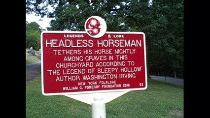 REAL GHOST CALLS OUT JOE BIDEN! - (Sleepy Joe Hollow)