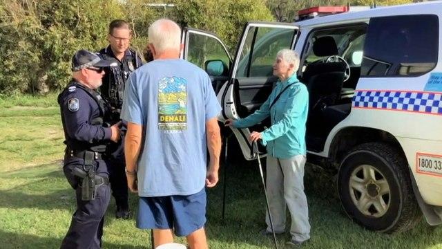 Hiker missing on Fraser Island found alive