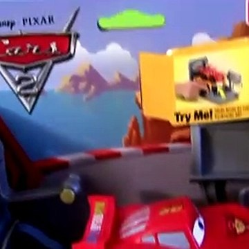 Fix Lightning McQueen Tires CARS 2 Imaginext Race Around World car-toy Disney Pixar Disneycollector