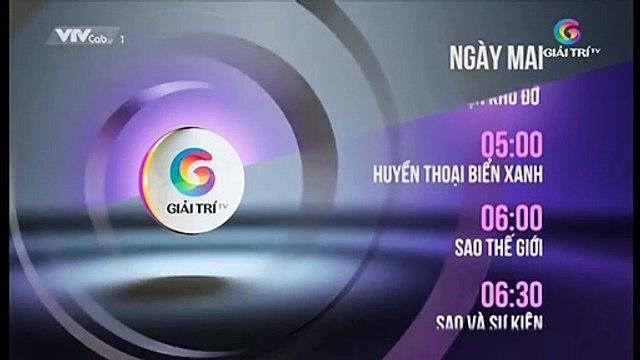 Truyền hình cáp Việt Nam | VTVCab1 (Giải Trí TV) - Hình hiệu GTCT Hôm nay (0.00 16-1-2018)