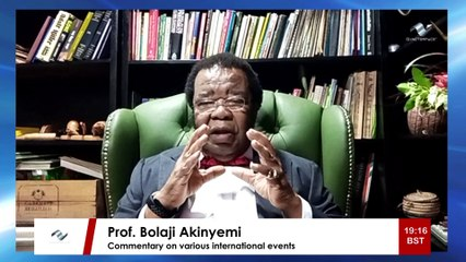 Akinyemi says Mandela suffers from same public perception issues as Churchill and Ghandi
