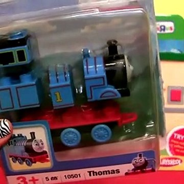 Mega Bloks Thomas & Friends 10501 Build a Character Buildable Train Toys