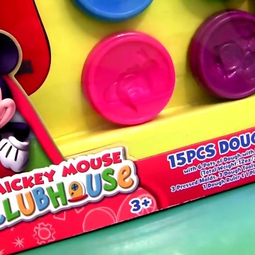 Play Doh Mickey Mouse Clubhouse Disney Junior Channel Mold a Character by Disney Collector