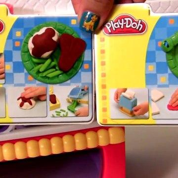 Play-Doh Meal Makin Kitchen Breakfast 3 Disney Cars Funtoyscollector Cucina Cocinita Knet-Küche