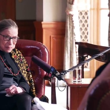 -Do You Have Any Regrets-- Justice Ruth Bader Ginsburg Answers in 2019 - NPR