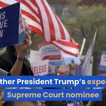 McConnell dismisses 'Biden Rule' for SCOTUS nominee as GOP controls
