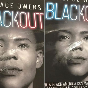 Candace Owens accuses Amazon of damaging her new book