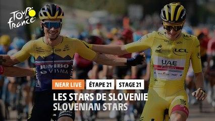 #TDF2020 - Étape 21 / Stage 21 - Les stars de Slovénie / Slovenian stars