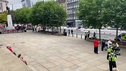 Controversial demonstration in Leeds city centre cancelled