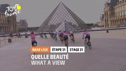 #TDF2020 - Étape 21 / Stage 21 - Quelle beauté / What a view