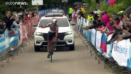 Il remporte le Tour de France à 21 ans : mais qui est Tadej Pogacar ?