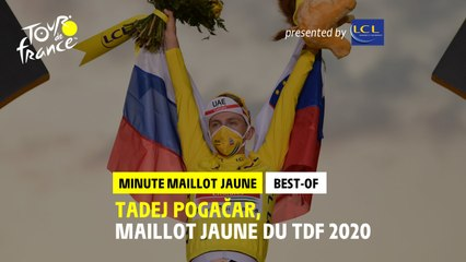 #TDF2020 - Best-of - LCL Yellow Jersey Minute / Minute Maillot Jaune