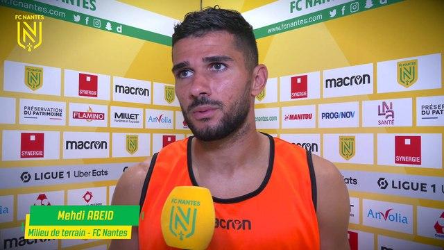 FC Nantes - ASSE : la réaction des joueurs