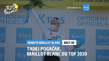 #TDF2020 - Best-Of - Krys White Jersey Minute / Minute Maillot Blanc
