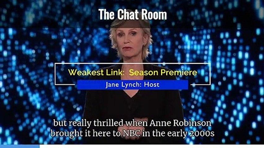 Weakest Link Season Premiere  Jane Lynch Host (Captioned by Zubtitle)