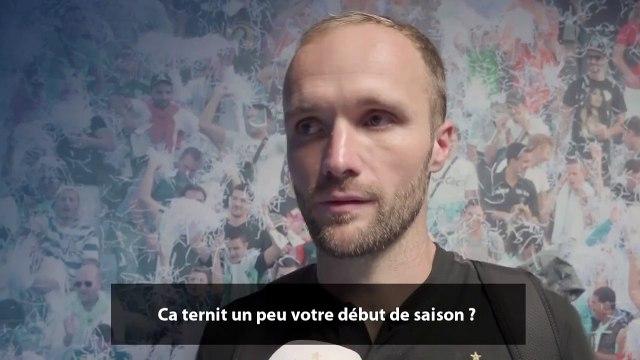 Germain revient sur son but lors d'OM -Lille (1-1)