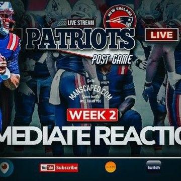 Patriots vs Seahawks CLNS Media LIVE Postgame Show