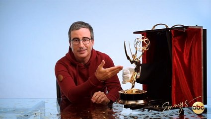 John Oliver's 2020 Emmy Press Conference