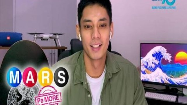 Mars Pa More: Meet the newest Kapuso, Luis Hontiveros!