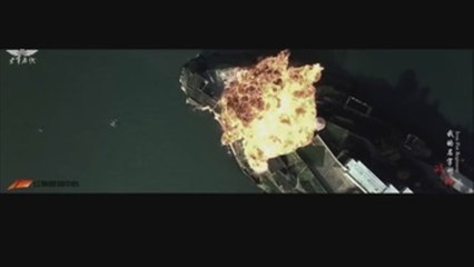 Vídeo del Ejército chino simula ataque a una base similar a una de EE. UU.