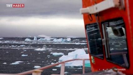 """""""Gezegenin Kara Kutusu: Antarktika"""" belgeseli ilk kez TRT'de yayınlanacak"""