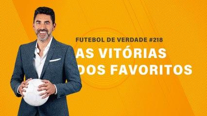 FDV #218 - As vitórias dos favoritos