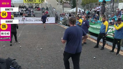 32e BONETTO vs DUMONT : International à pétanque de RUOMS septembre 2020