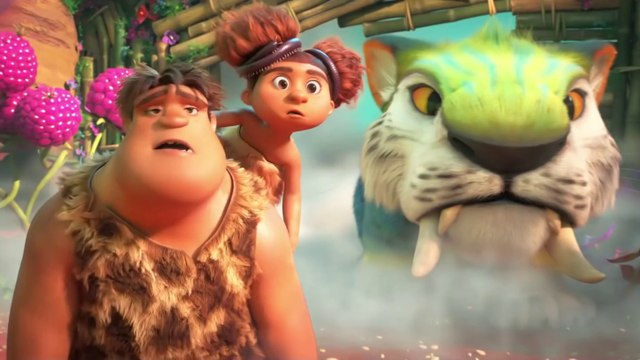 THE CROODS 2 A NEW AGE Movie