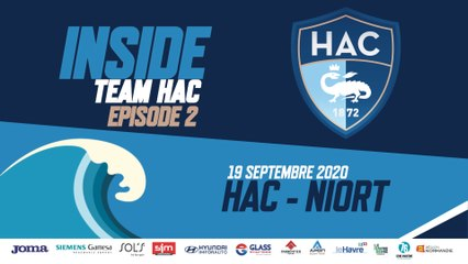 INSIDE TEAM HAC_  HAC - NIORT_  Episode 02
