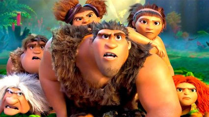 The Croods: A New Age with Nicolas Cage - Official Trailer