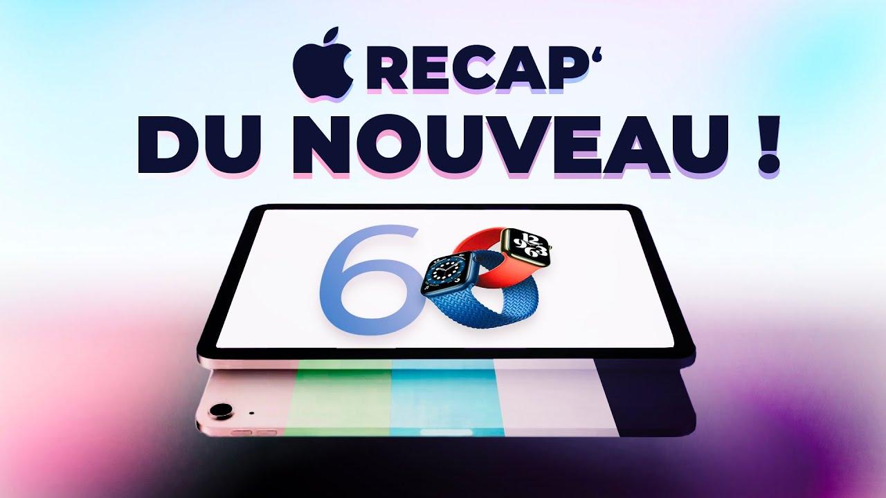 iPad Air 4 2020 & Apple Watch 6 + SE Révélés ! Analyse complète