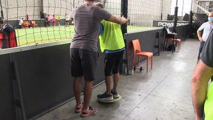 L'UJM teste les bienfaits du foot sur les séniors