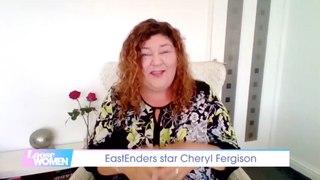 Loose Women EastEnders HeatherCheryl Fergison (ITV)