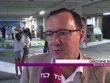 Montbrison - lancement des journées européennes du patrimoine 2020 dans l'ancienne usine Gégé - Publireportage - TL7, Télévision loire 7