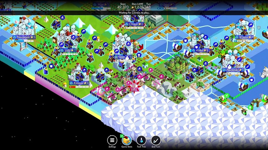 The Battle of Polytopia: Moonrise Trailer