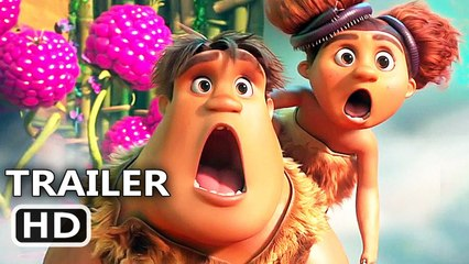 THE CROODS 2 Official Trailer