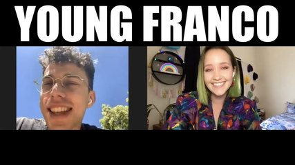Young Franco on 'Two Feet', manicures and moving to Sydney.