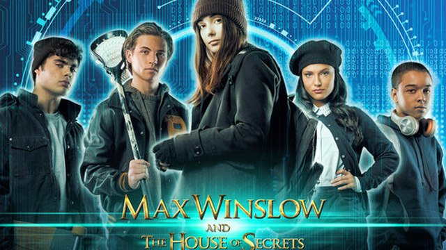 Max Winslow and the House of Secrets Movie