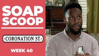 Coronation Street Soap Scoop! Michael fights for Grace