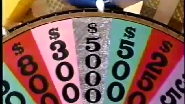 Wheel of Fortune - October 30, 1992 (Sheri_Rollin_Jim)