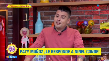 ¡Paty Muñoz explota contra Ninel por la supuesta infidelidad con José Manuel Figueroa!